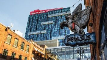 Greektown Acquired Penn National