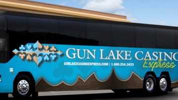 gun lake casino express bus