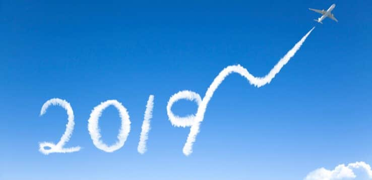 2019 growth airplane skywriting
