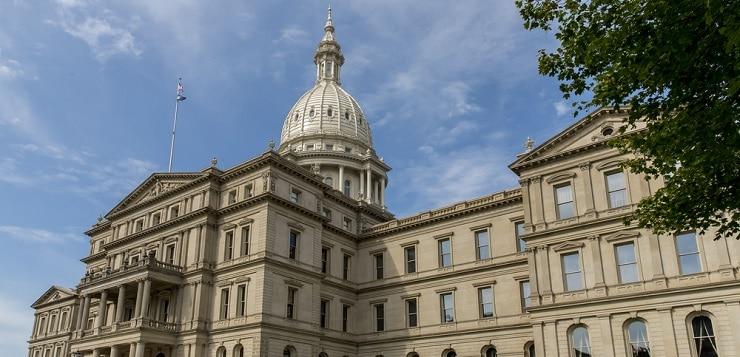 Michigan state house