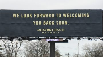 MGM Grand Detroit Reopening