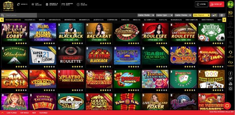 yukon gold casino mobile Slot