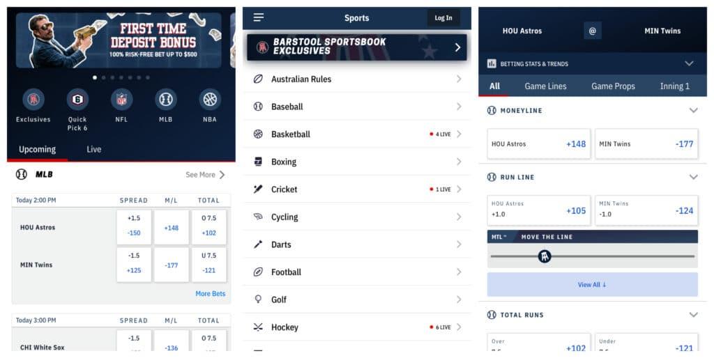 Barstool sports online betting real betis v barcelona betting preview goal