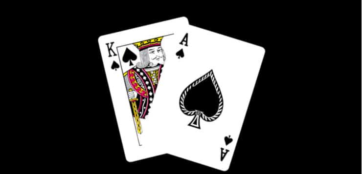 ace king of spades