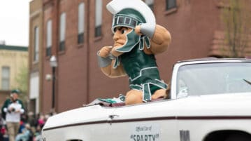 Michigan State Sparty